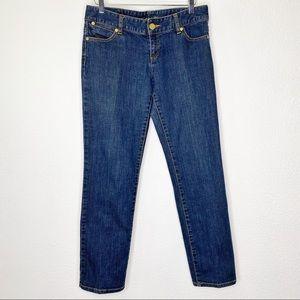 Michael Kors Mid Rise Jeans